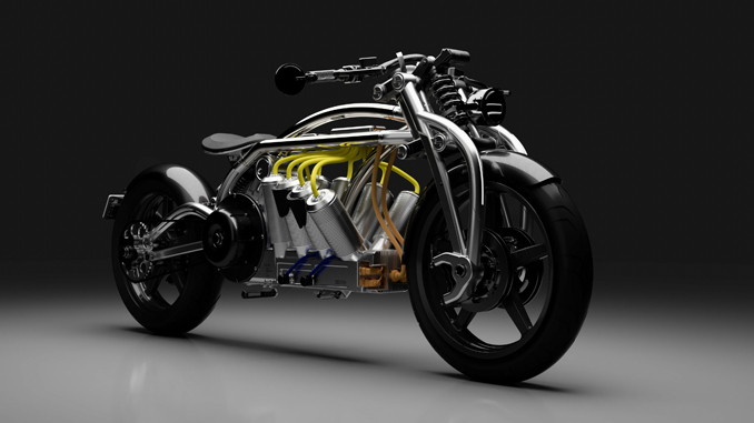 Curtiss Motorcycles Emerges from the Dark in Stunning Fashion