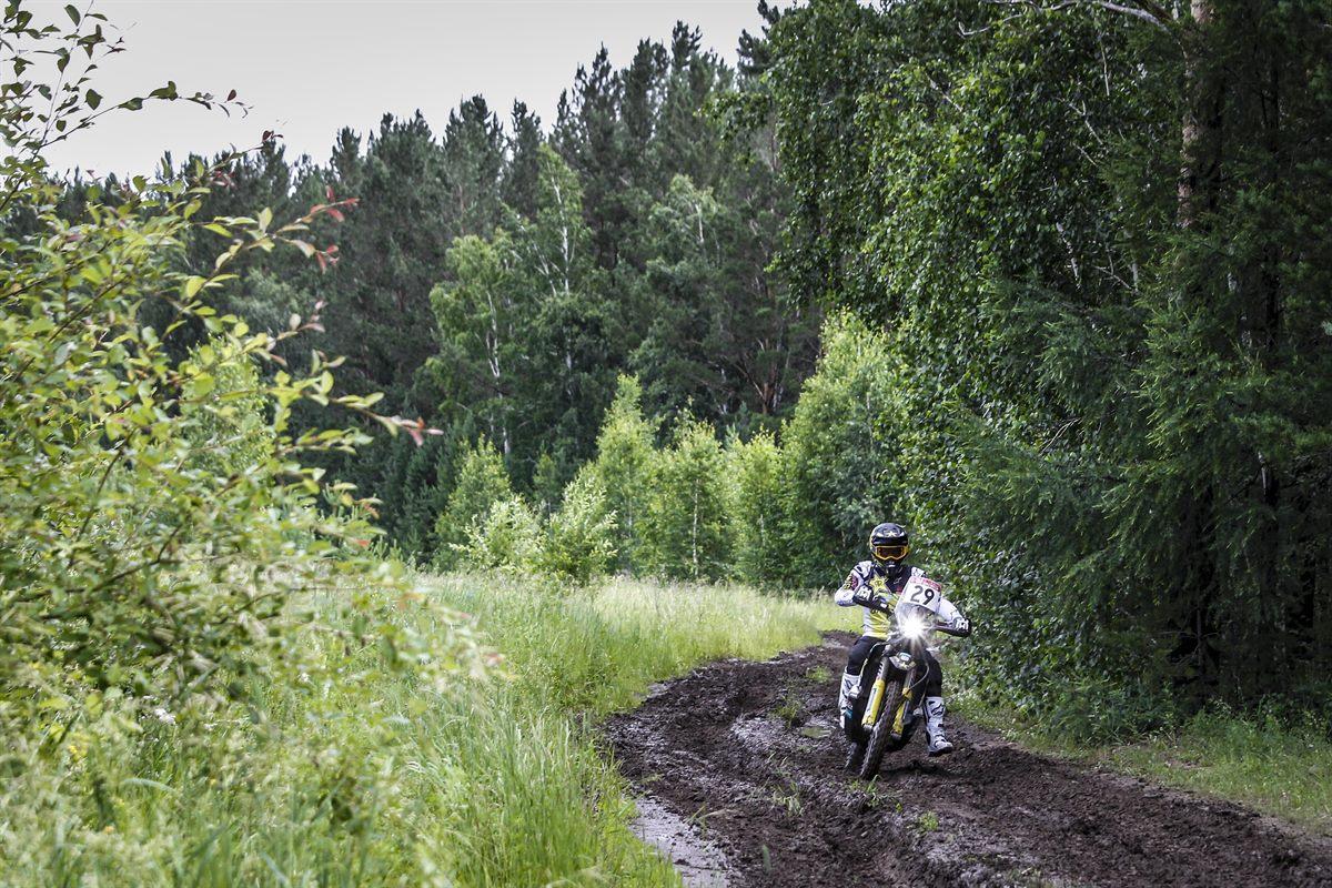 Andrew Short – Rockstar Energy Husqvarna Factory Racing - Silk Way Rally