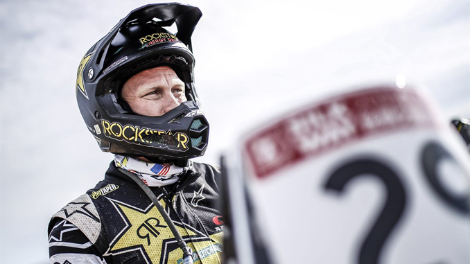 Andrew Short – Rockstar Energy Husqvarna Factory Racing - Silk Way Rally - Stage 4