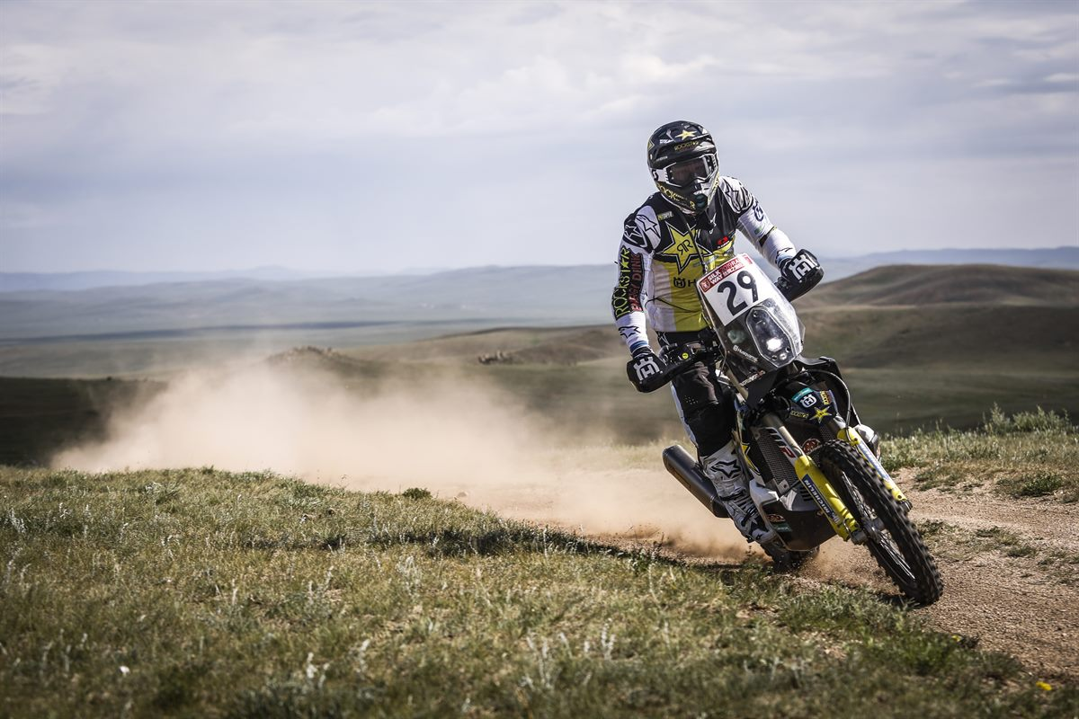 Andrew Short – Rockstar Energy Husqvarna Factory Racing - Silk Way Rally - Stage 6