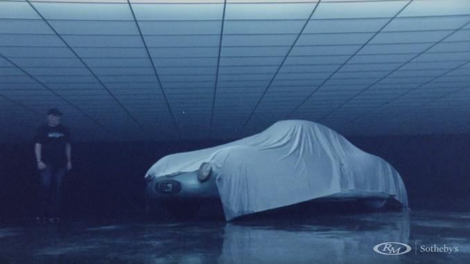 Monterey 2019- Porsche Type 64 – An Origin Story