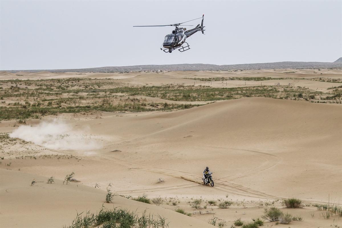 Andrew Short – Rockstar Energy Husqvarna Factory Racing - Silk Way Rally - Stage 8 [2]