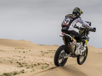 Andrew Short – Rockstar Energy Husqvarna Factory Racing - Silk Way Rally - Stage 8