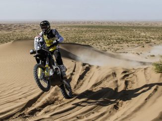 Andrew Short – Rockstar Energy Husqvarna Factory Racing - Silk Way Rally - Stage 9