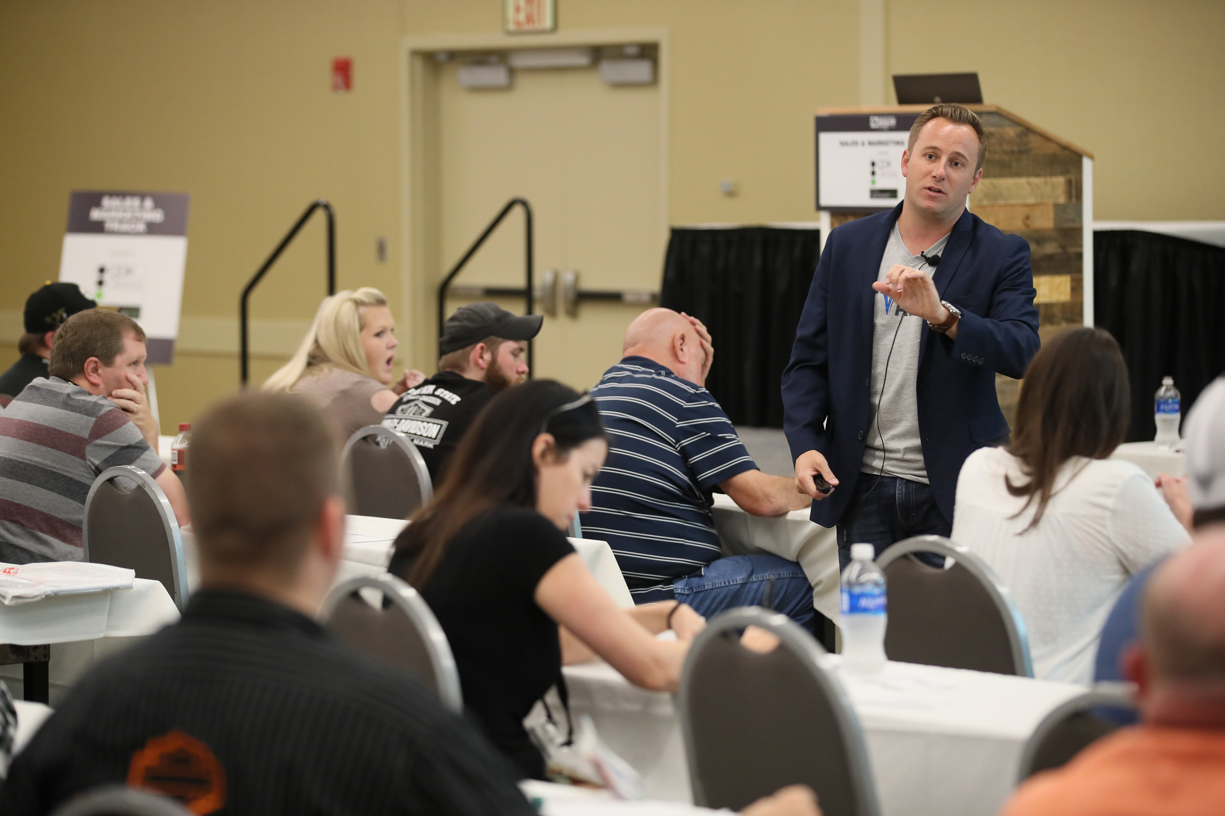 Seminar Sessions, Speakers Announces for 2019 Powersports Dealer Seminars at AIMExpo presented by Nationwide