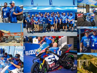 Suzuki Hosts Dealers at Laguna Seca