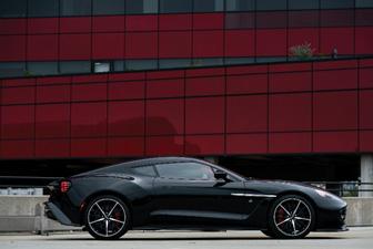 2018 Aston Martin Vanquish Zagato Coupe (Karissa Hosek © 2019 Courtesy of RM Sotheby's)