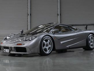 1994 McLaren F1 'LM-Specification' (Andrew Diomidov © 2019 Courtesy of RM Sotheby's)