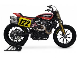 Dalton Gauthier to Ride Black Hills H-D XG750R in AFT Production Twins