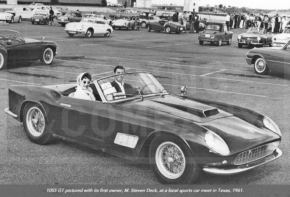 1958 Ferrari 250 GT LWB California Spider - Gooding & Company