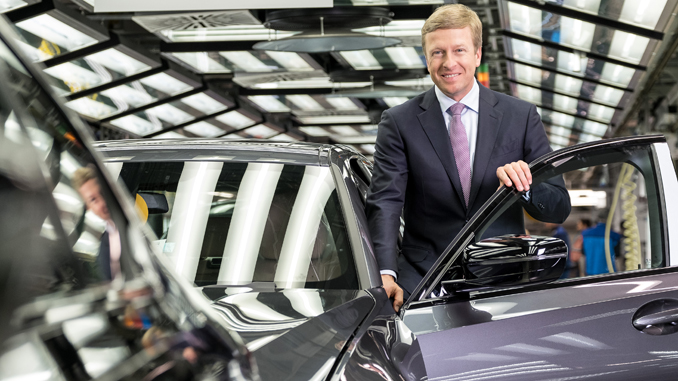 Oliver Zipse Member of the Board of Management of BMW AG