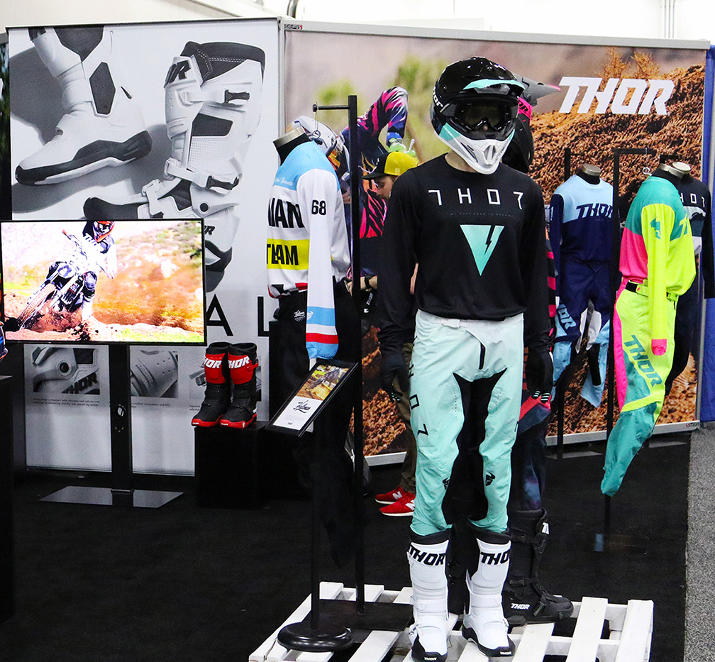 Parts Unlimited & Drag Specialties return  to AIMExpo