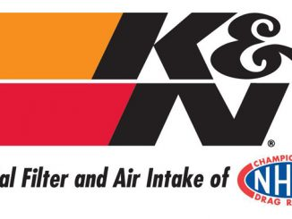 K&N Filters Multi-Year Partnership as Official Filter and Air Intake of NHRA