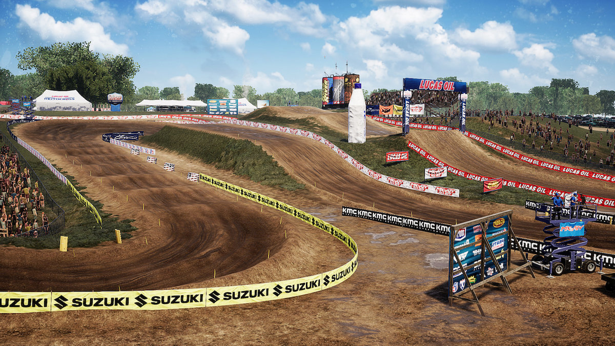 Pro Motocross fans around the world can see if they've got what it takes to tackle RedBud's legendary LaRocco's Leap.