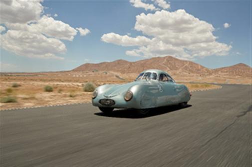 1939 Porsche Type 64 (Jack Schroeder ©2019 Courtesy of RM Sotheby's)