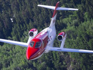 Hawaiian Charter Group Wing Spirit Commits to Purchasing 15 HondaJet