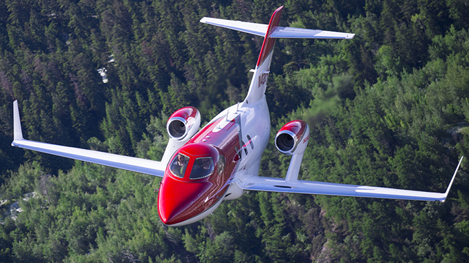 Hawaiian Charter Group Wing Spirit Commits to Purchasing 15 HondaJet
