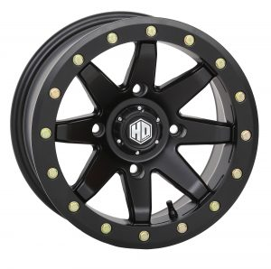 STI HD9 4+3 Matte Black