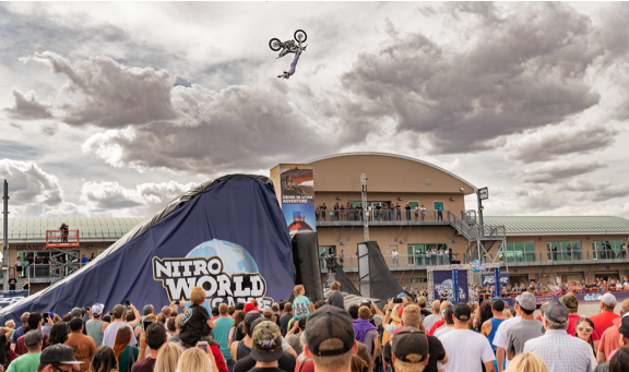 Nitro World Games announce addition of RSD Super Hooligan National Championship to Utah Offerings