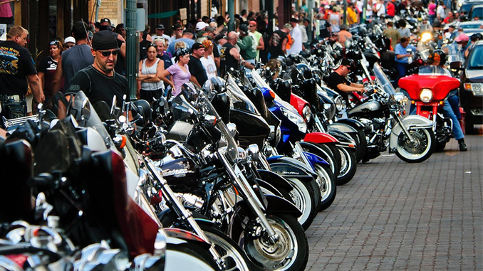 Sturgis Motorcycle Rally (Credit- Sturgis Motorcycle Rally)
