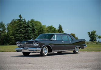 1958 Imperial Crown Limousine by Ghia - Auburn Fall Sale (© 2019 Courtesy of RM Auctions)