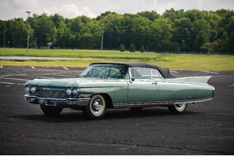 1960 Cadillac Eldorado Biarritz Convertible - Auburn Fall Sale (© 2019 Courtesy of RM Auctions)