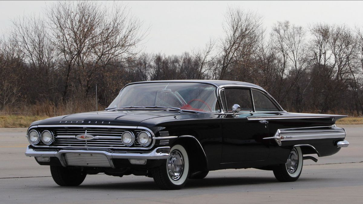 1960 Chevrolet Impala 348 CI, 4-Speed - Mecum Auctions Denver