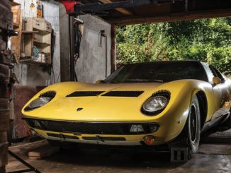 1969 Lamborghini Miura P400 S - Peter Singhof © 2019 Courtesy of RM Sotheby's