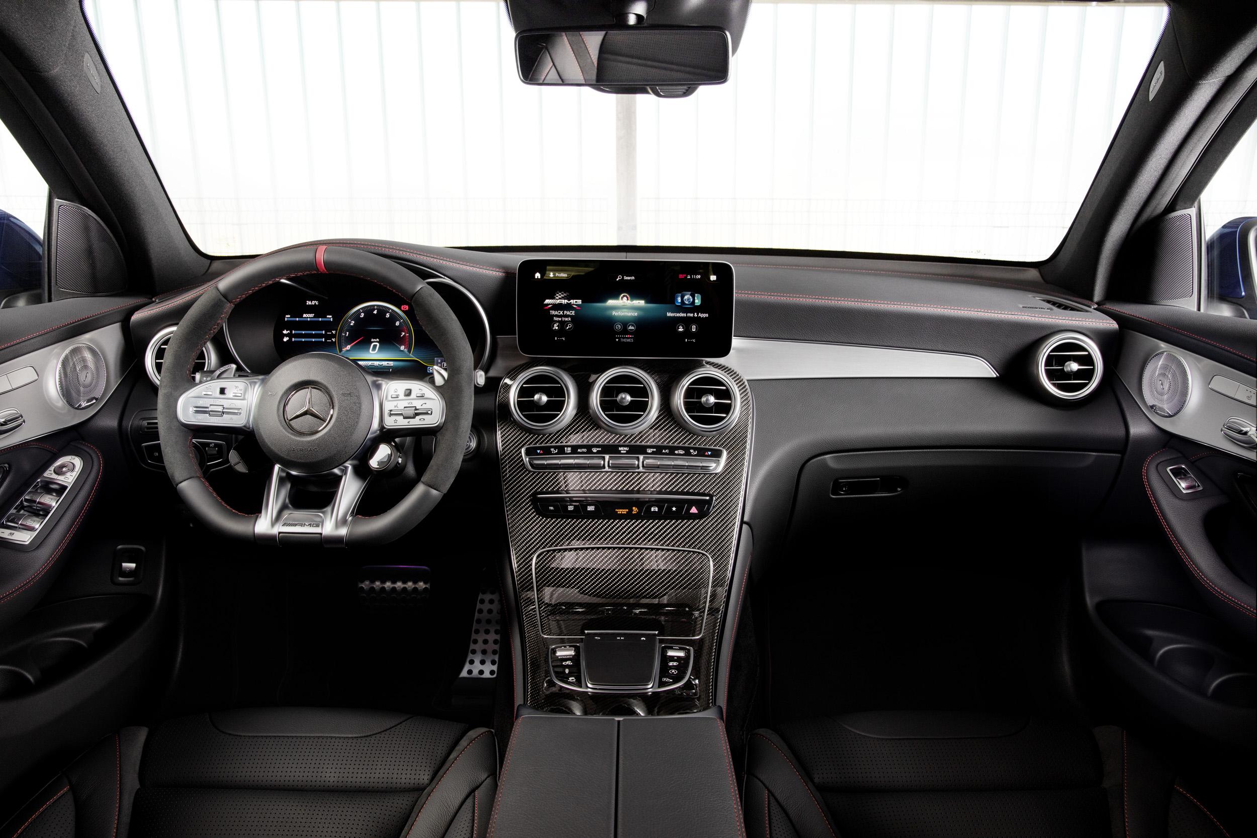 Mercedes-AMG GLC 43 SUV