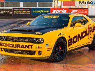 Bondurant Drag Racing