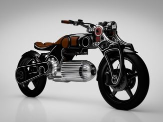 Curtiss Motorcycle Co.- Hades