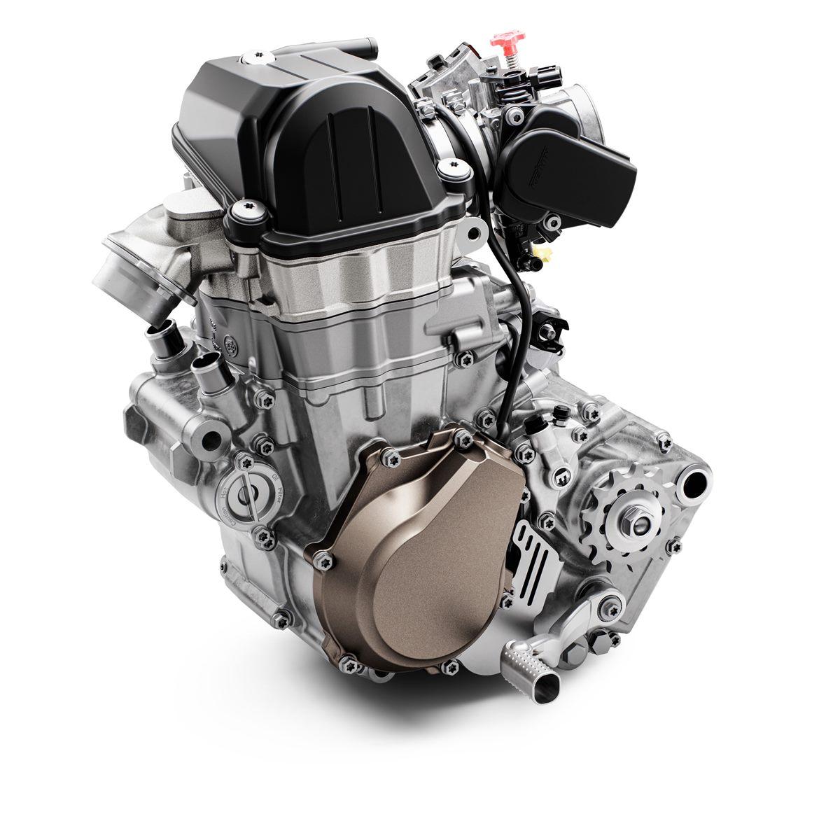 FS 450 MY20 Engine-Left