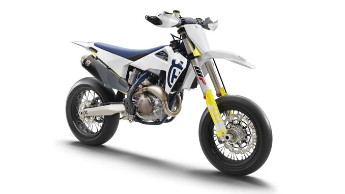 HUSQVARNA MOTORCYCLES' MY20 FS 450