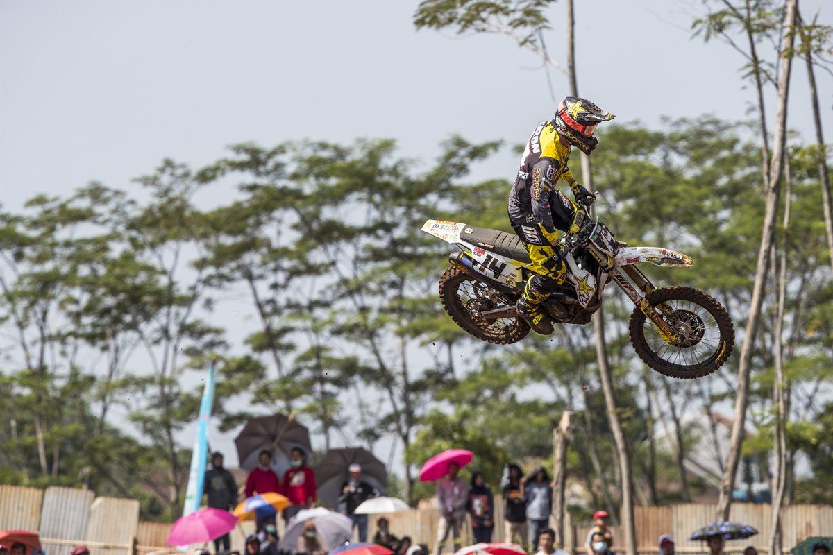 Jed Beaton - Rockstar Energy Husqvarna Factory Racing - GP of Asia