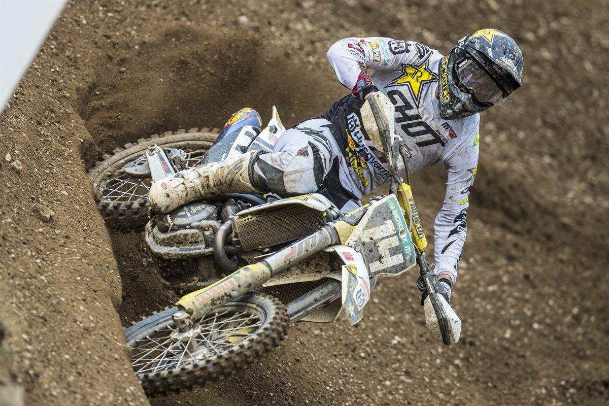 Jed Beaton - Rockstar Energy Husqvarna Factory Racing - MXGP of Czech Republic