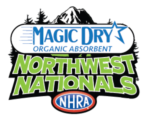 Magic Dry Organic Absorbent NHRA Northwest Nationals