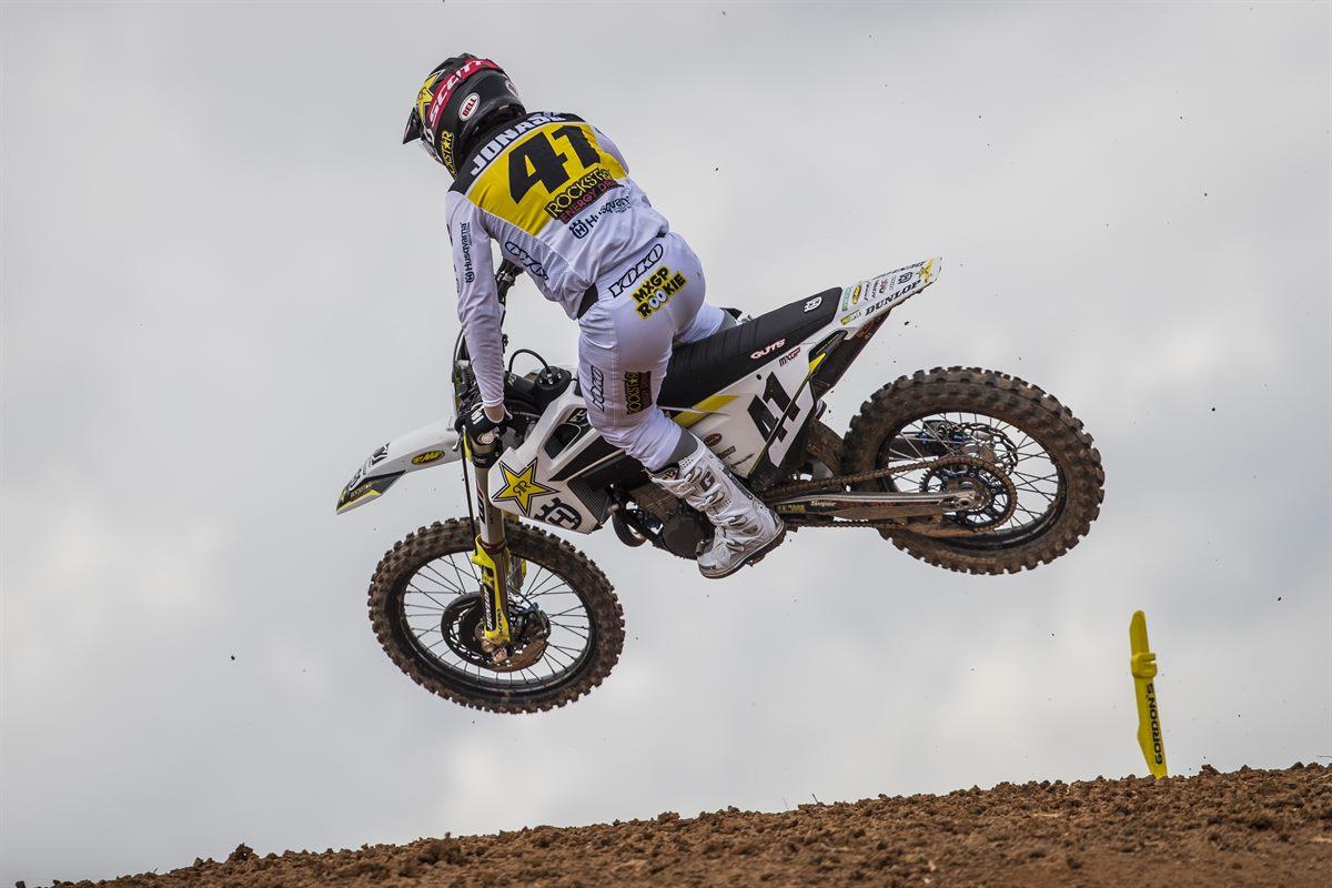Pauls Jonass – Rockstar Energy Husqvarna Factory Racing - MXGP of Indonesia