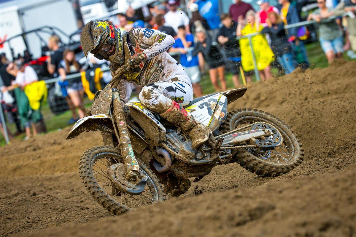 Rockstar Energy Husqvarna Factory Racing - Jason Anderson - Pro Motocross - Millville