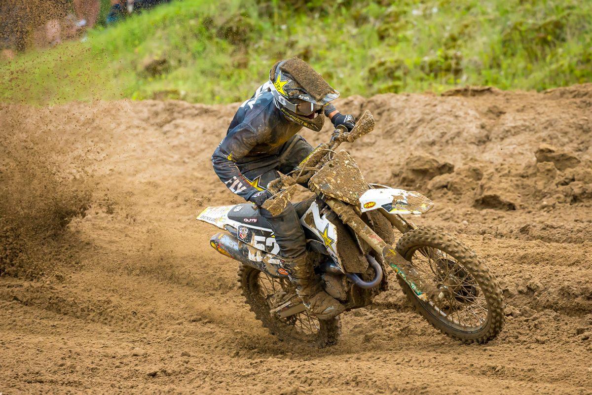 Rockstar Energy Husqvarna Factory Racing - Jordan Bailey - Pro Motocross - Millville