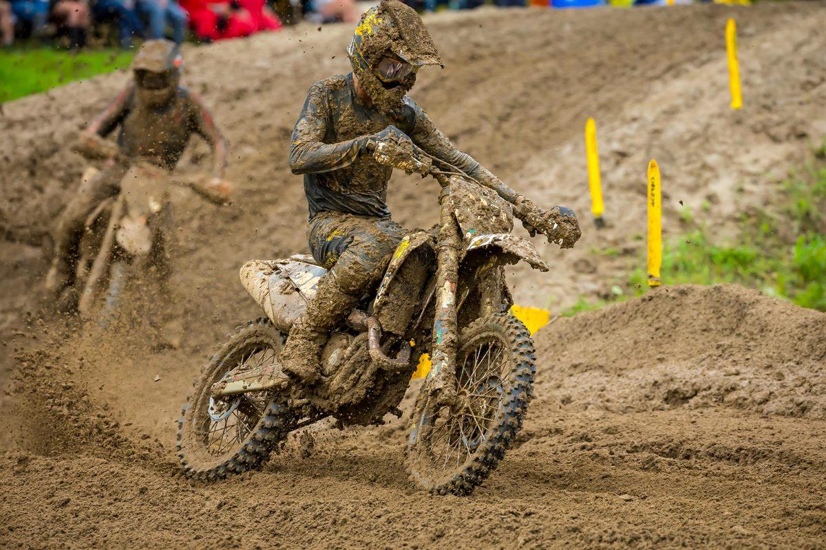 Rockstar Energy Husqvarna Factory Racing - Michael Mosiman - Pro Motocross - Millville
