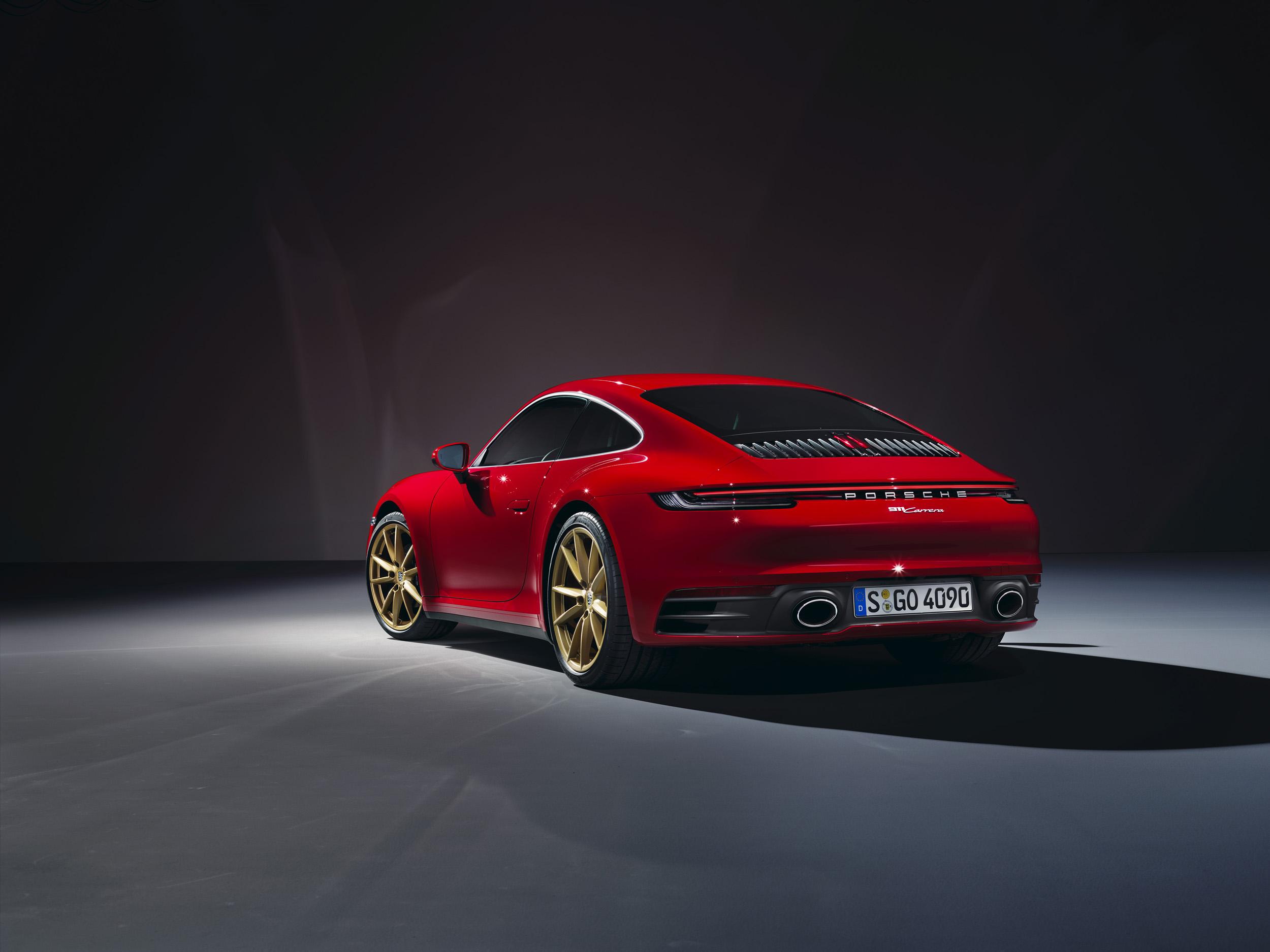 Strong addition- The 2020 Porsche 911 Carrera