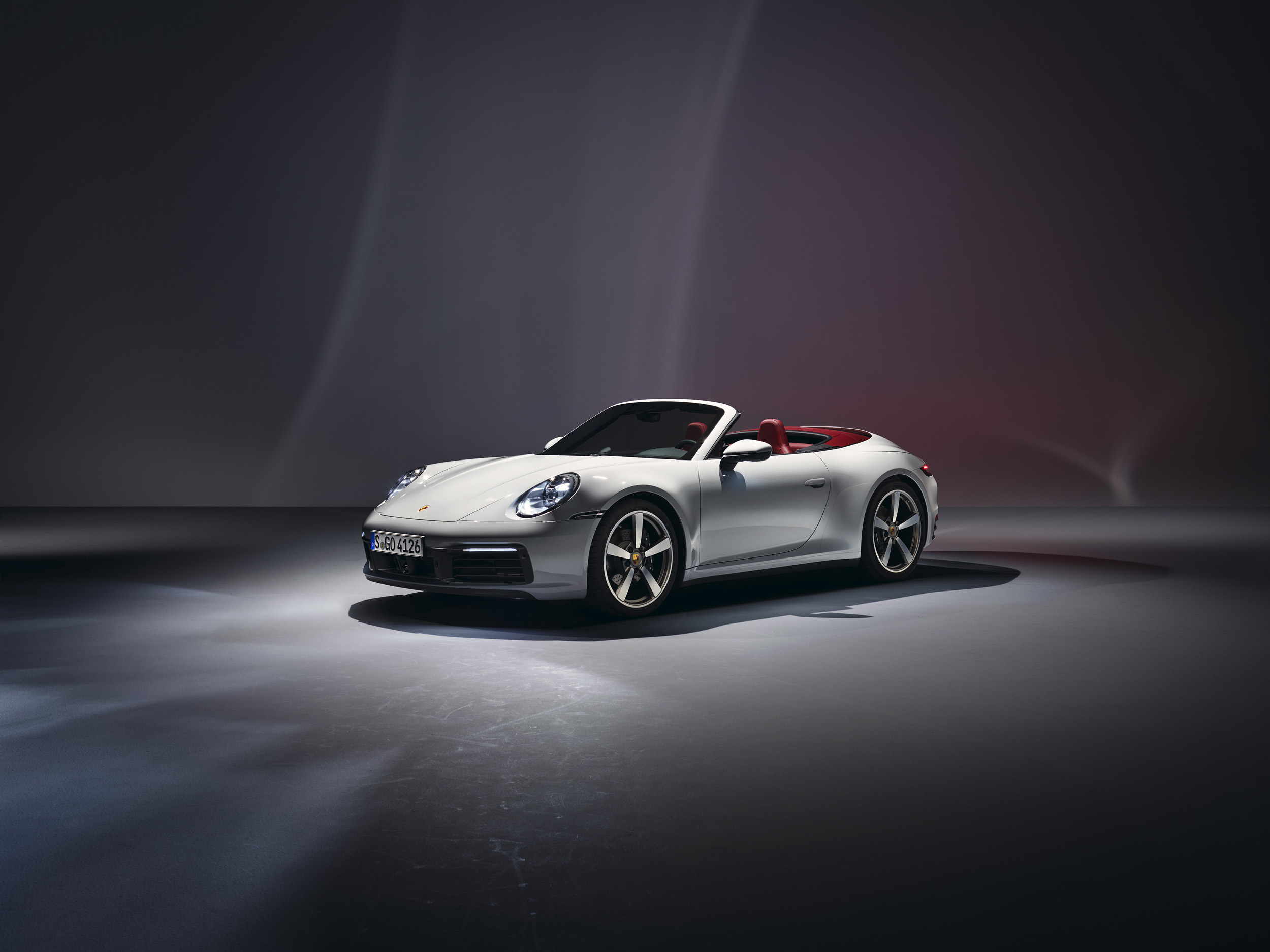 Strong addition- The 2020 911 Carrera Cabriolet