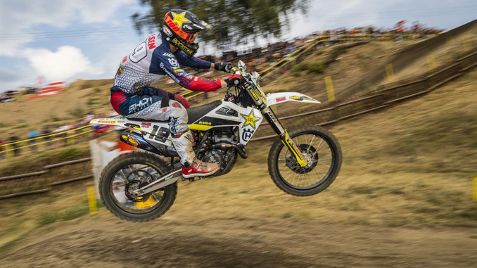 Thomas Kjer Olsen – Rockstar Energy Husqvarna Factory Racing - MXGP of Czech Republic