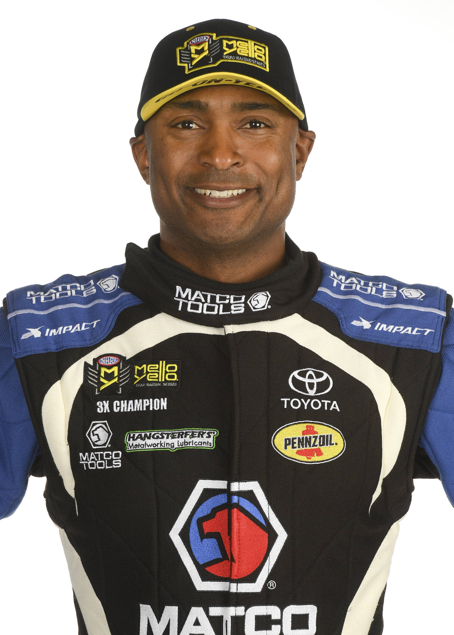 Top Fuel - Antron Brown - Magic Dry Organic Absorbent NHRA Northwest Nationals