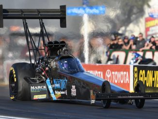 Top Fuel - Scott Palmer - Magic Dry Organic Absorbent NHRA Northwest Nationals