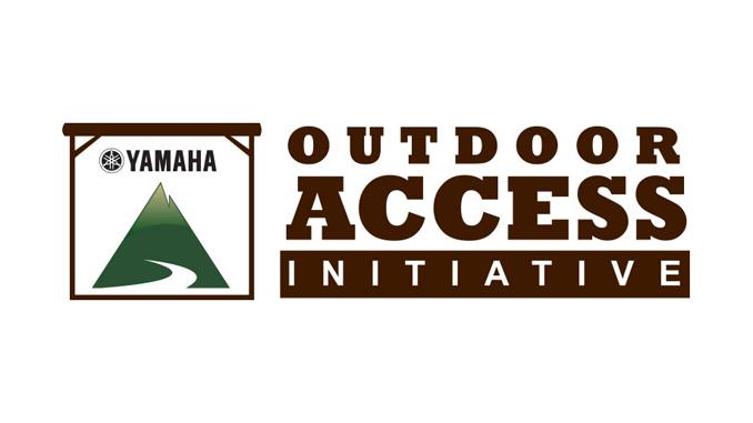 Yamaha Outdoor Access Initiative logo [678]