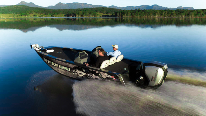 BRP completes acquisition of Telwater Aluminum Boats