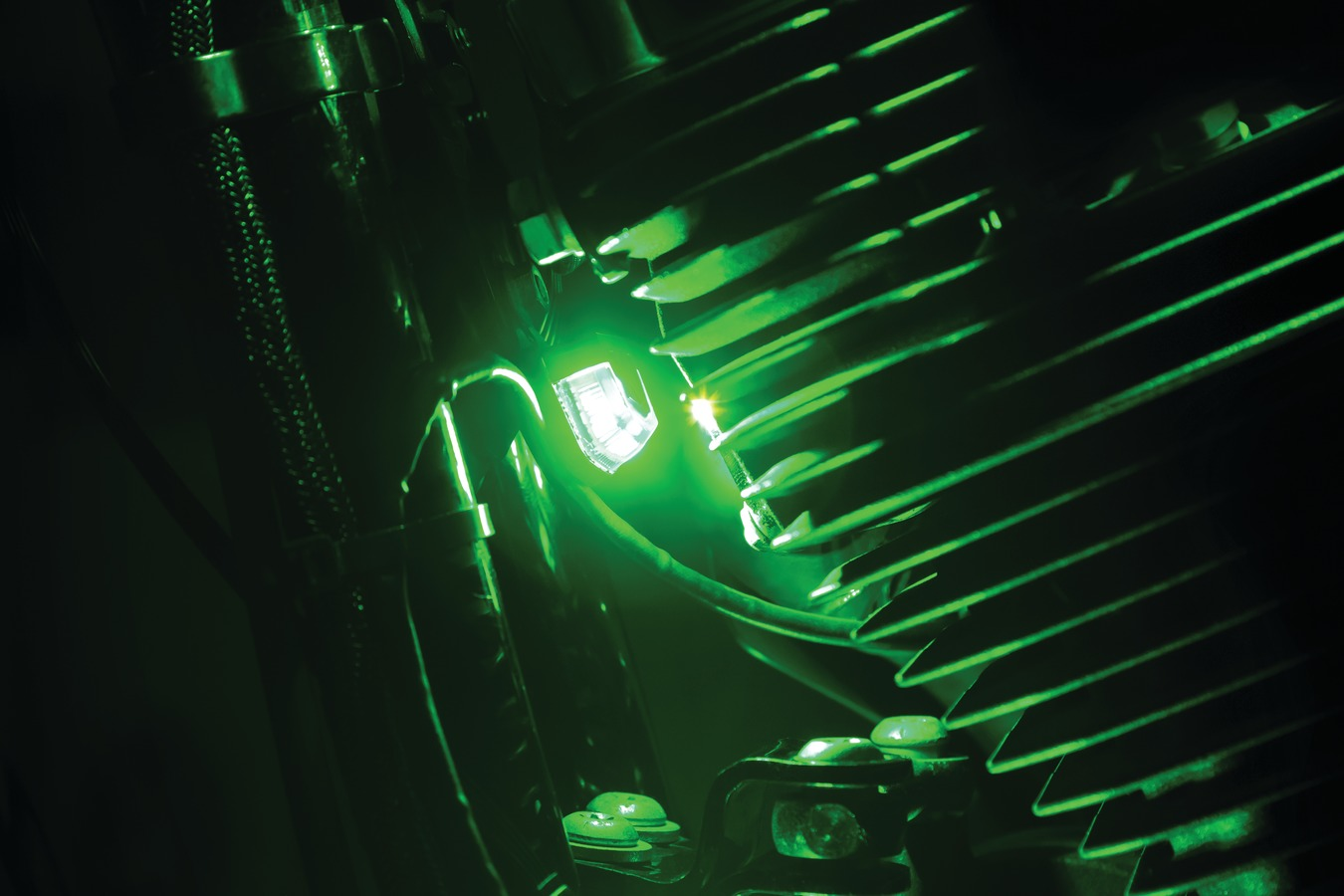 Kuryakyn Introduces Prism+ L.E.D. 'Ecosystem'