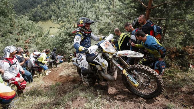 Alfredo Gomez - Rockstar Energy Husqvarna Factory Racing - Romaniacs Hard Enduro Rallye