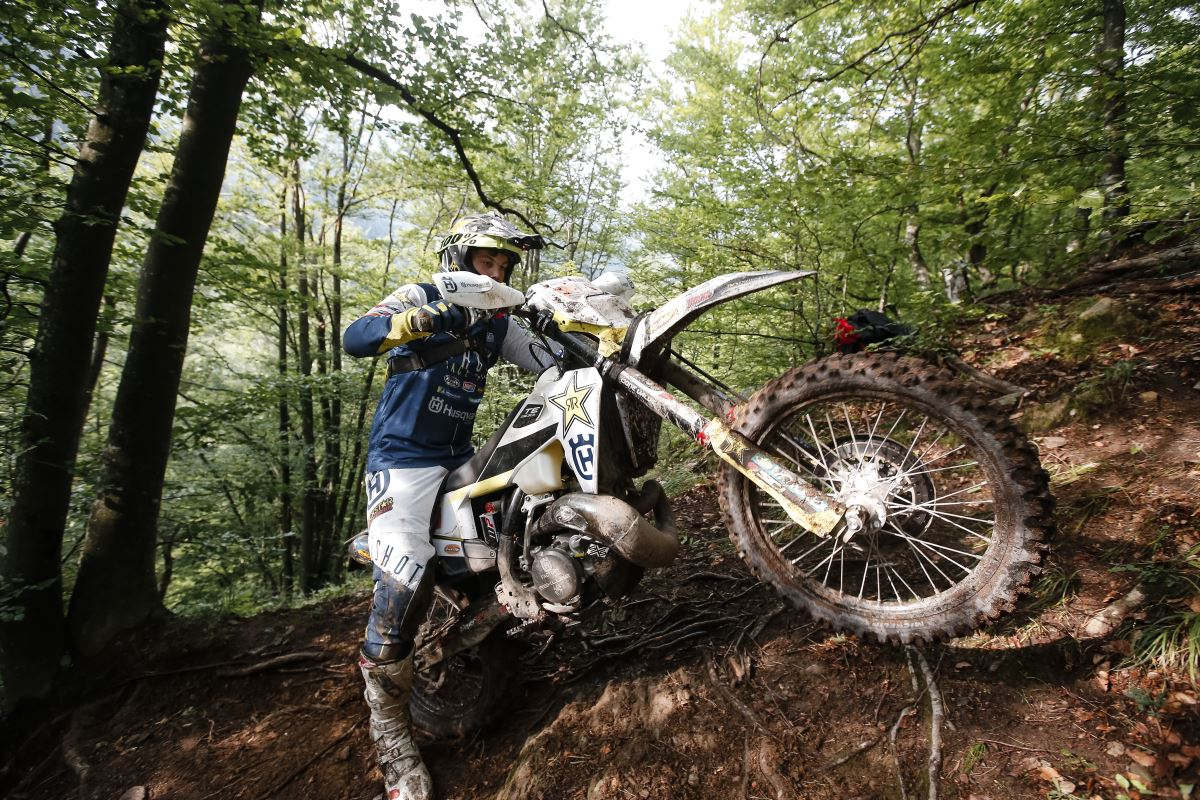 Billy Bolt - Rockstar Energy Husqvarna Factory Racing - Romaniacs Hard Enduro Rallye